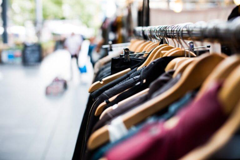 Vendedor de ropa